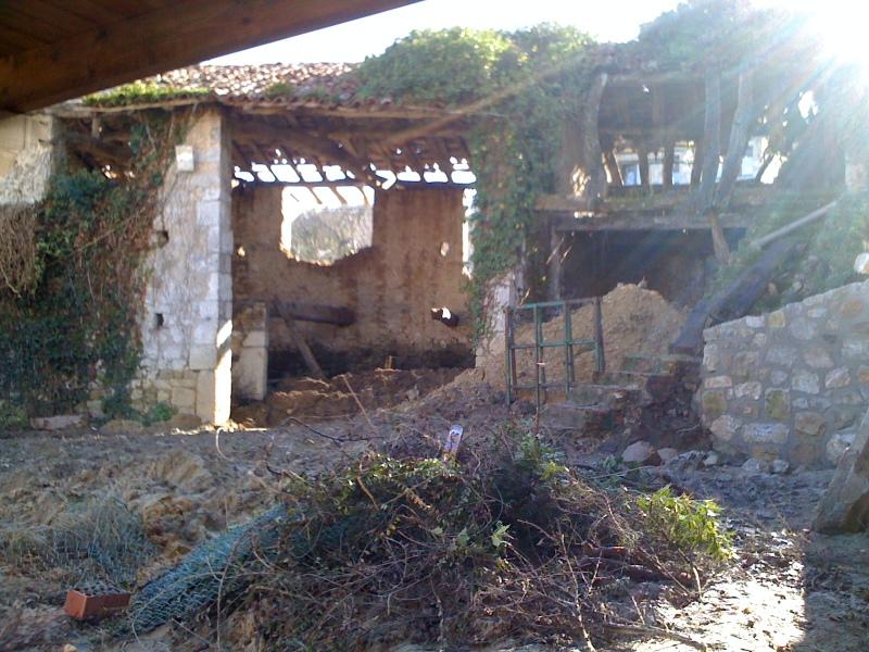 ruina del  hospital