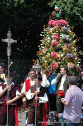 Procesión de santa Ana ( Naves )