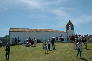 capilla de Santolaya