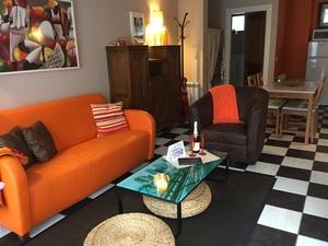 Salón apartamento Buganvilla