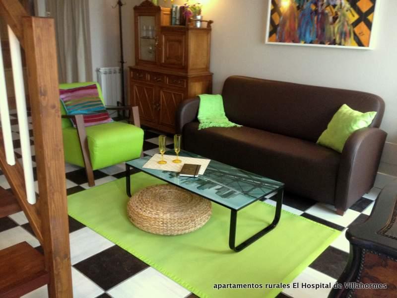 Apartamento Hortensia